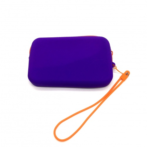 Custom Waterproof Silicone Coin Purse