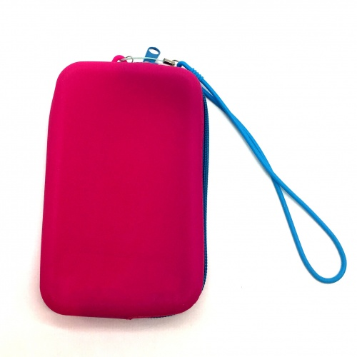 Washable Portable Mini Promotion Silicone Coin Purse