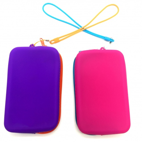 Wholesale silicone girls purses cute mini coin purse