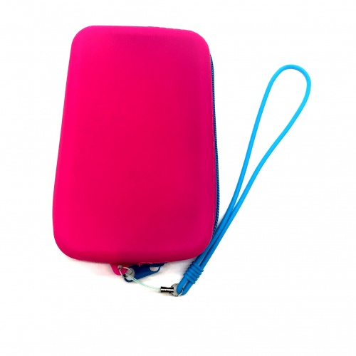 Silicone Small Coin Wallet with Zip