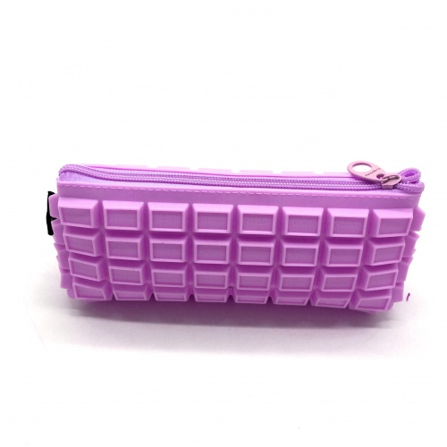 Makeup Pouch Waterproof Zipper Travel Silicone Cosmetic Bag